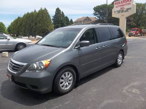 2008 Honda Odyssey for sale at PEKARSKE AUTOMOTIVE INC in Two Rivers WI