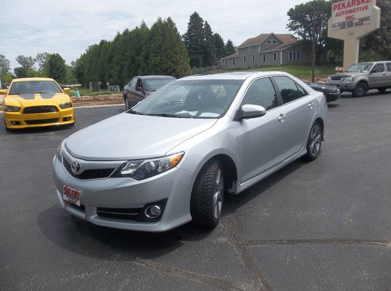 2014 Toyota Camry for sale at PEKARSKE AUTOMOTIVE INC in Two Rivers WI