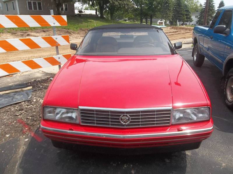 1989 Cadillac Allante for sale at PEKARSKE AUTOMOTIVE INC in Two Rivers WI