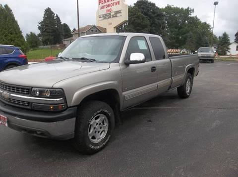 2001 Chevrolet Silverado 1500 for sale at PEKARSKE AUTOMOTIVE INC in Two Rivers WI