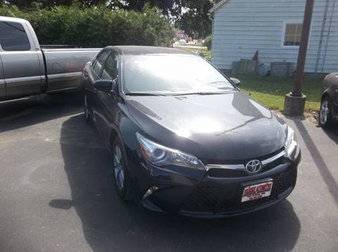 2015 Toyota Camry for sale at PEKARSKE AUTOMOTIVE INC in Two Rivers WI