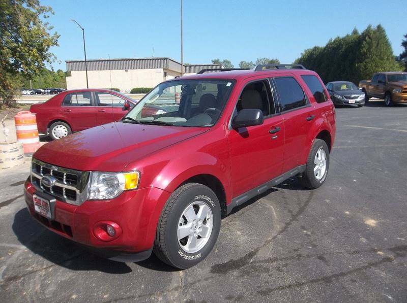 2011 Ford Escape for sale at PEKARSKE AUTOMOTIVE INC in Two Rivers WI