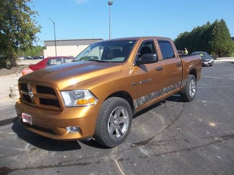 2012 RAM Ram Pickup 1500 for sale in Two Rivers, WI