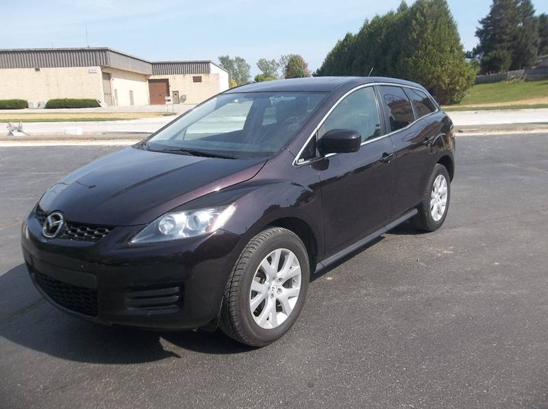 2008 Mazda CX-7 for sale at PEKARSKE AUTOMOTIVE INC in Two Rivers WI