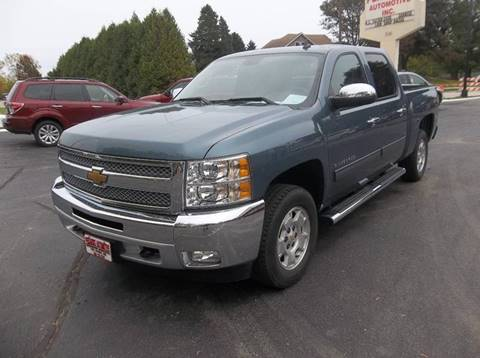2013 Chevrolet Silverado 1500 for sale at PEKARSKE AUTOMOTIVE INC in Two Rivers WI