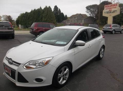 2014 Ford Focus for sale in Two Rivers, WI