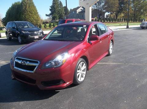 2014 Subaru Legacy for sale in Two Rivers, WI