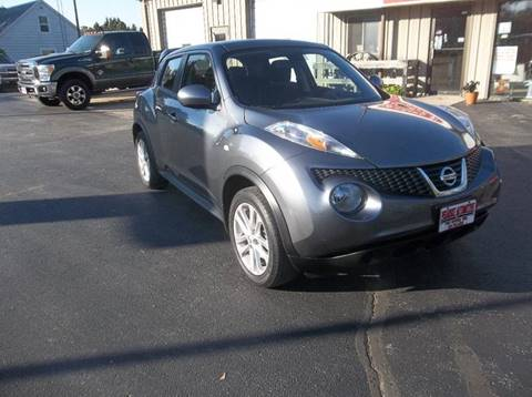 2014 Nissan JUKE for sale in Two Rivers, WI