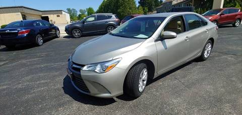 2016 Toyota Camry for sale in Two Rivers, WI