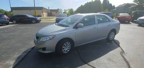 2010 Toyota Corolla for sale in Two Rivers, WI