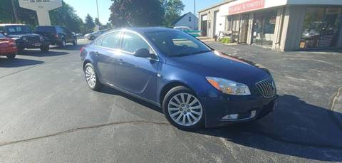 2011 Buick Regal for sale in Two Rivers, WI