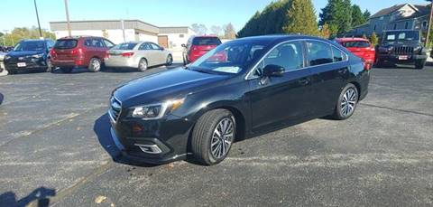2018 Subaru Legacy for sale in Two Rivers, WI