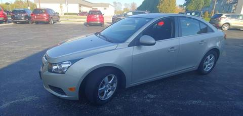 2013 Chevrolet Cruze for sale in Two Rivers, WI