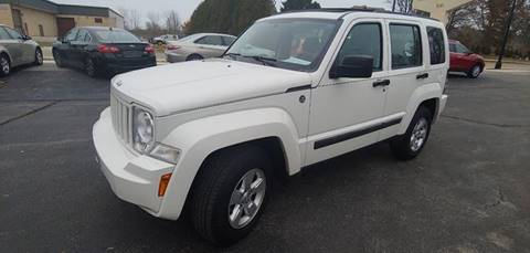 2010 Jeep Liberty for sale in Two Rivers, WI