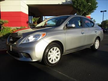2012 Nissan Versa for sale in Phoenix, AZ