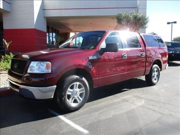 2006 Ford F-150 for sale in Phoenix, AZ
