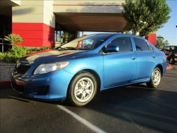 2009 Toyota Corolla for sale in Mesa, AZ