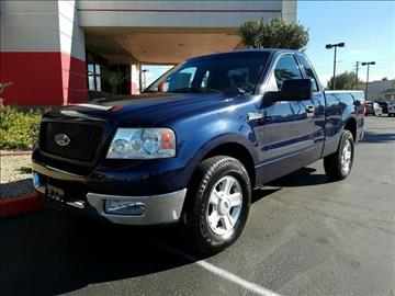 2004 Ford F-150 for sale in Chandler, AZ