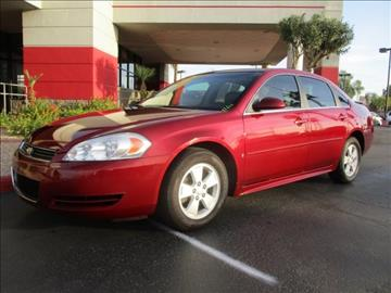 2009 Chevrolet Impala for sale in Chandler, AZ