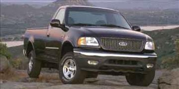 2002 Ford F-150 for sale in Chandler, AZ
