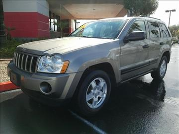 2006 Jeep Grand Cherokee for sale in Chandler, AZ