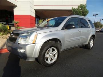 2005 Chevrolet Equinox for sale in Chandler, AZ