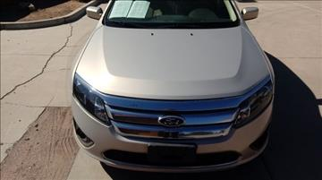 2010 Ford Fusion for sale in Chandler, AZ
