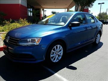 2015 Volkswagen Jetta for sale in Chandler, AZ