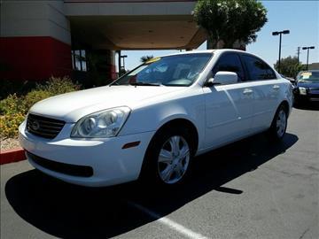 2007 Kia Optima for sale in Chandler, AZ