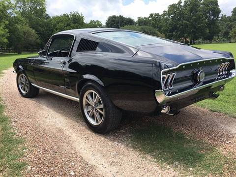 1967 Ford Mustang For Sale  Carsforsalecom