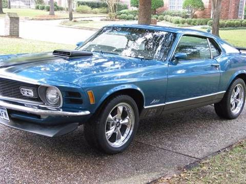 1970 Ford Mustang for sale in Richmond, TX