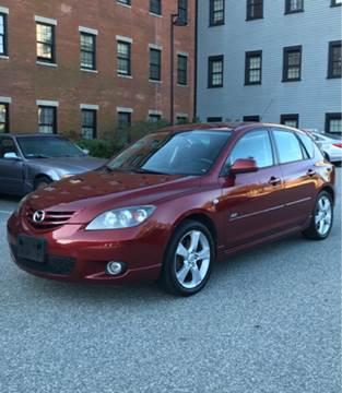 2006 Mazda MAZDA3 for sale in Central Falls, RI