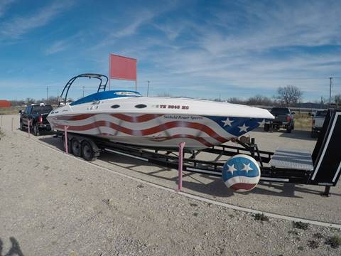 1998 Emerald Powerboat for sale in Coleman, TX
