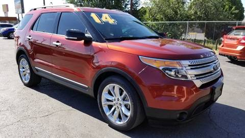 2014 Ford Explorer for sale in El Paso, TX