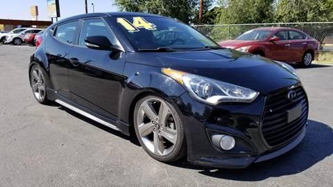 2014 Hyundai Veloster Turbo for sale in El Paso, TX