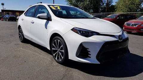 2017 Toyota Corolla for sale in El Paso, TX