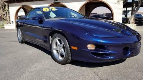 2002 Pontiac Firebird for sale in El Paso, TX