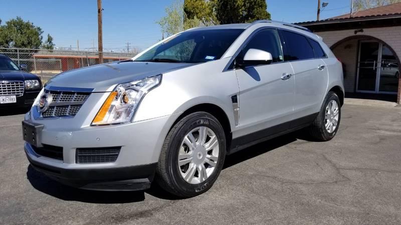2011 Cadillac Srx Luxury Collection 4dr SUV In El Paso TX - FRANCIA