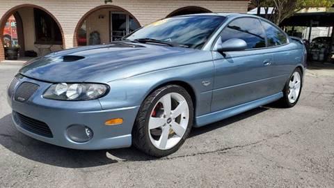 2006 Pontiac GTO for sale in El Paso, TX