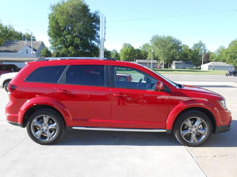 2017 Dodge Journey for sale at Nemaha Valley Motors in Seneca KS