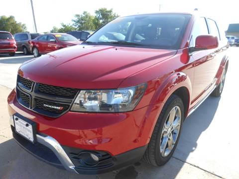 2017 Dodge Journey for sale at Nemaha Valley Motors in Seneca KS