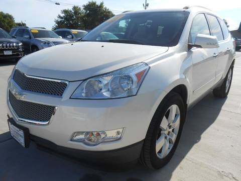 2011 Chevrolet Traverse for sale at Nemaha Valley Motors in Seneca KS
