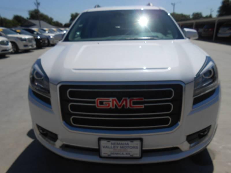 2017 GMC Acadia Limited for sale at Nemaha Valley Motors in Seneca KS