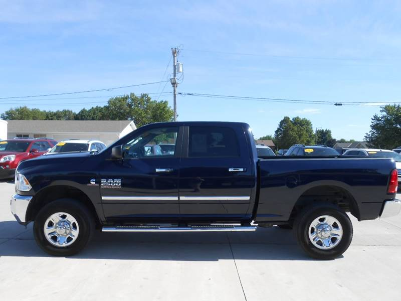 2017 RAM Ram Pickup 2500 for sale at Nemaha Valley Motors in Seneca KS
