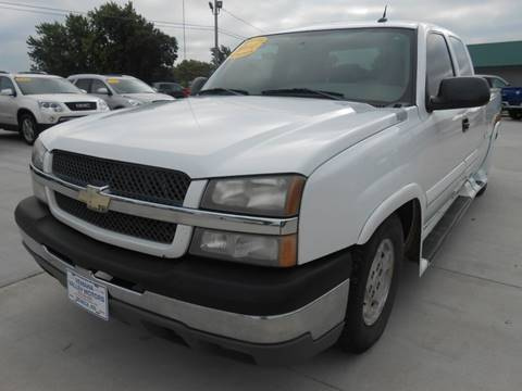2004 Chevrolet Silverado 1500 for sale at Nemaha Valley Motors in Seneca KS