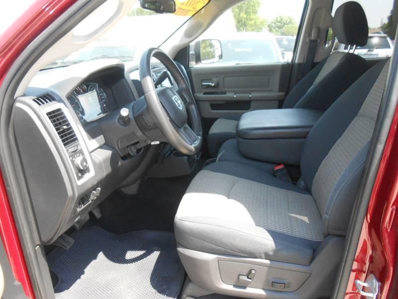 2012 RAM Ram Pickup 2500 for sale at Nemaha Valley Motors in Seneca KS