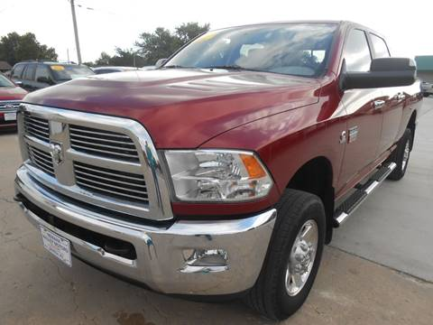 2012 RAM Ram Pickup 2500 for sale at Nemaha Valley Motors in Seneca KS