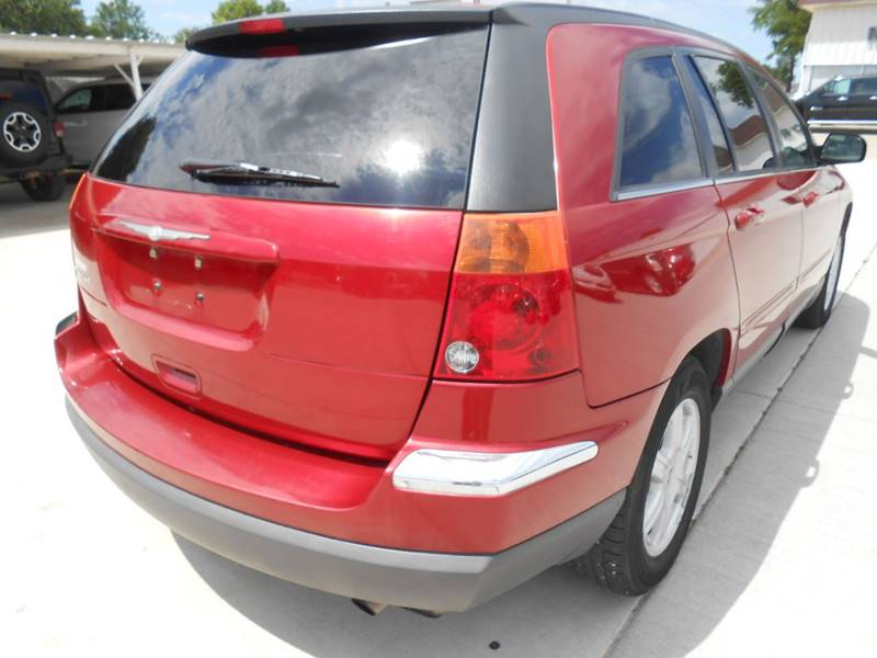 2004 Chrysler Pacifica for sale at Nemaha Valley Motors in Seneca KS