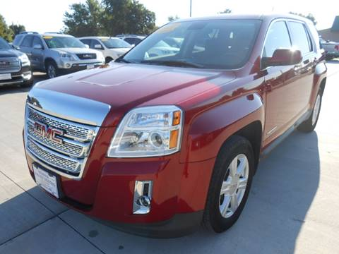 2015 GMC Terrain for sale at Nemaha Valley Motors in Seneca KS