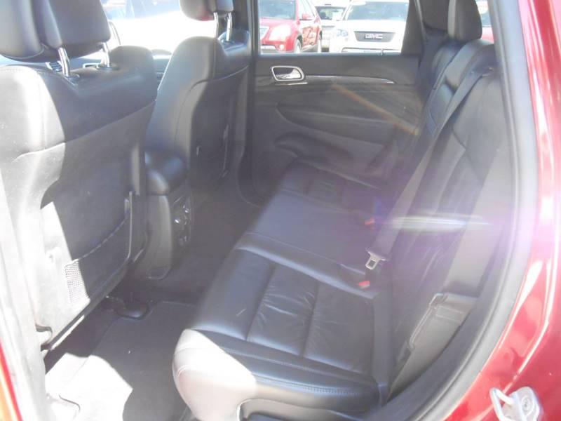 2011 Jeep Grand Cherokee for sale at Nemaha Valley Motors in Seneca KS